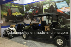 Factory Price 4-Stroke 4-Seat 4X4wd 600cc UTV with EEC and EPA Certificate pictures & photos