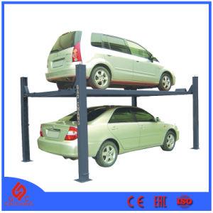 Four Post Parking Lift (GC-3.2FPX)