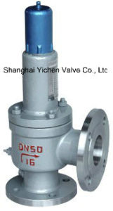 Steam Boiler High and Low Pressure Safety Relief Valve (A42) pictures & photos