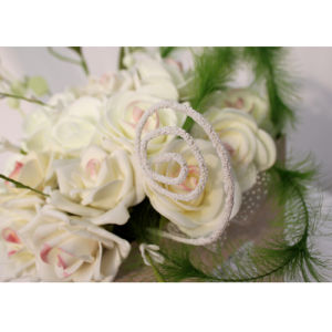 The Hottest Basket of Artificial Flowers04 pictures & photos