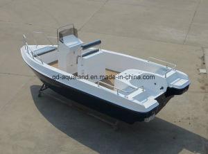 Aqualand 21feet 6.3m Fiberglass Motor Boat/Fishing Boat/Sports Pleasure Boat (205c) pictures & photos