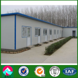 Prefabricated Steel House Built in Africa pictures & photos