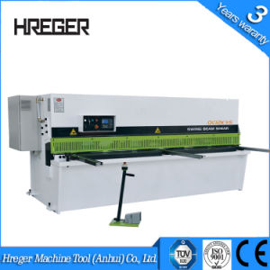 Hydraulic Shearing Machine/CNC Cutting Machine/Plate Shearing Machine pictures & photos