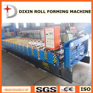 Thailand Market Iron Roof Sheet Roll Forming Machine pictures & photos