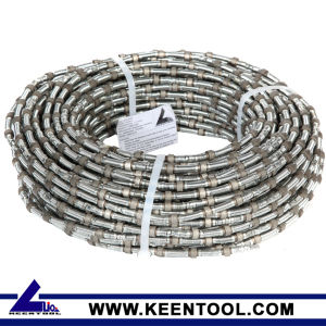 Spring Diamond Wire for Quarrying pictures & photos
