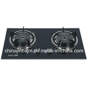2 Burner Infrared Tempered Glass Built-in Hob pictures & photos