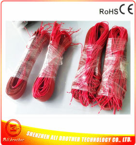 410*20*1.5mm 230V 80W Silicone Rubber Heater for Motor pictures & photos