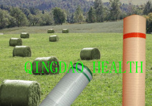 1.23m X 2000m Green Baler Net for Silage pictures & photos