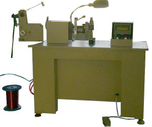 Single Flyer Armature Coils Winding Machine (ND-ZB-3G) pictures & photos