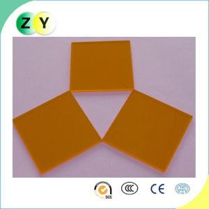 Orange Optical Glass, Longpass Filter, Gg530 pictures & photos
