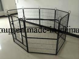 Galvanized Iron Wire Steel Sliding Gate Picket pictures & photos