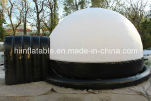 New Design Commercial Inflatable Film Tent