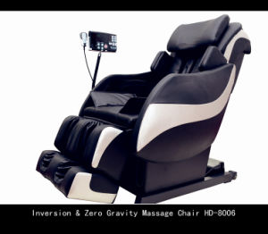High-End Zero Gravity Robotic Massage Chair pictures & photos