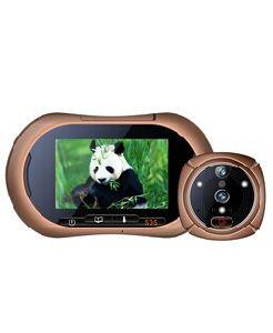 3.7 Inch HD LCD Screen Smart Digit Peephole Door Viewer pictures & photos