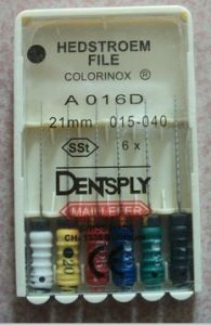 Hot Sale Best Price Endo File Dental Files (Dentsply) pictures & photos