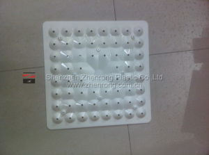 Vacuum Forming Plastic Light Cover