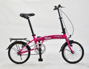 "16"" Mini Alloy City Bike Folding Bicycles (FP-FDB-D013) pictures & photos"