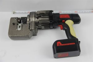 Battery Hydraulic Square or Circle Hole Puncher Be-Mhp-20b pictures & photos