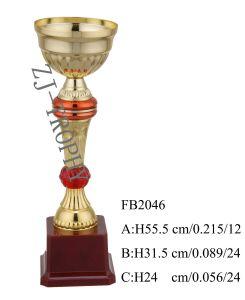 Metal Decoration Trophy Fb2046 pictures & photos