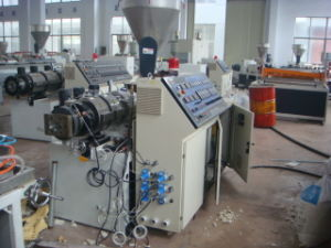 PVC Window Machine/WPC Profile Production Line pictures & photos