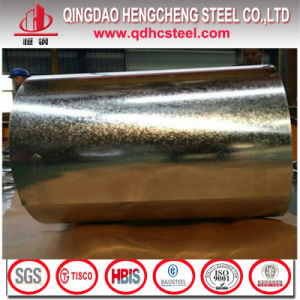 Sgc570 Half Hard Hot Dipped Galvanized Steel Coil pictures & photos