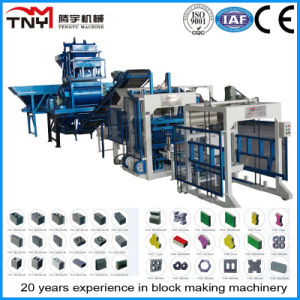 Fully Automatic Block Machine Production Line pictures & photos