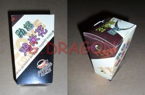 Small Paper Popcorn Favor Treat Boxes (GD-PCB004) pictures & photos