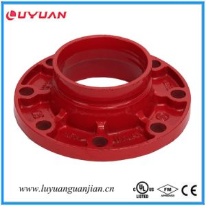 "UL Listed, FM Approval Grooved Flange Adapter 6""-168.3 pictures & photos"