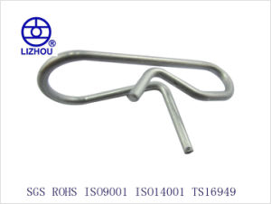 Wire Clip, Carbon Steel Zinc Plated, Customed for All Shape pictures & photos