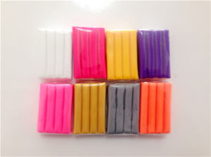 China Eco Friendly Polymer Clay Fimo for Children Education pictures & photos