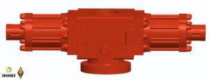 Single RAM Blowout Preventer (BOP) for Well Control