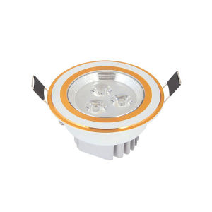 High Brightness 3W Recessed LED Ceiling Light with CE RoHS