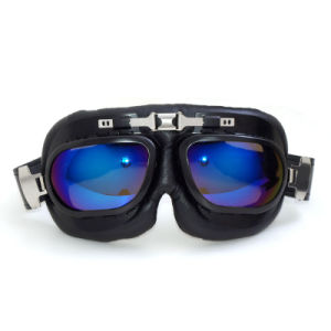 Tinted PC Mirrored Mx Goggles for Dirt Bike Riding pictures & photos