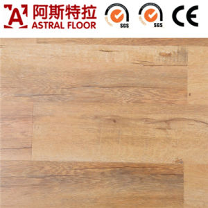 12mm HDF Handscraped Grain Laminate Flooring (AS0007-1) pictures & photos
