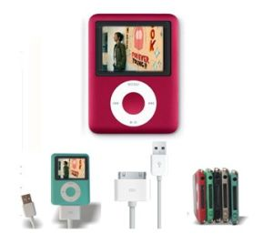 """3th Player, 100% New Fashionable 2GB-8GB 1.8"""" 3th FM MP3 MP4 Players (LY-P4012)"""