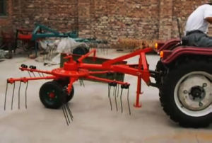 Agricultural Machines Rotary Hay Rake (RHR-01) pictures & photos