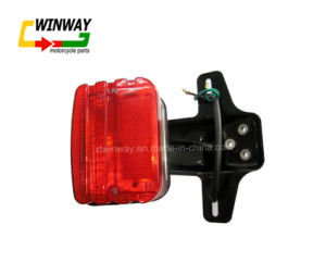 Ww-7175 Motorcycle Part Tail Lamp Brake Light for Cg125/Xf125 pictures & photos
