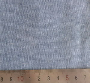 100% Cotton Combed Spinning Chambray Shirt Fabric pictures & photos