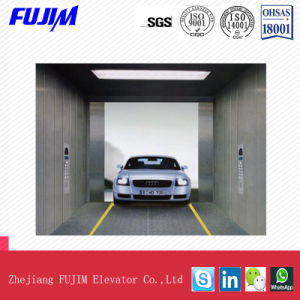 0.5m/S 5000kg Automobile Elevator with SGS Certificate pictures & photos