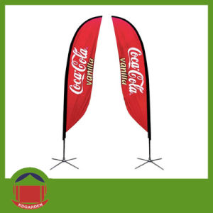 110g Polyester Material Flag Banner pictures & photos