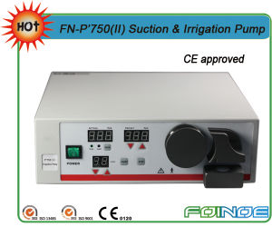 Fn-P′750 (II) Laparoscopy Suction Irrigation Pump with CE pictures & photos