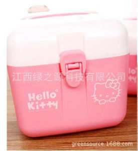 Greensource, High Quality Low Price Heat Transfer Film for Hello Kitty Medical Box pictures & photos
