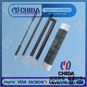 Various Shape Sic Electric Heating Elements