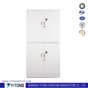 4-Door Password Ark Metal Storage Cabinet / Office Use Steel Locker pictures & photos