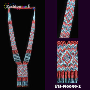 Fashion Beaded Necklace Jewelry