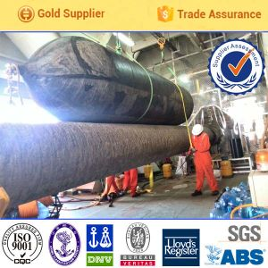 Dia1.3mx15m Natural Rubber Marine Salvage Airbags