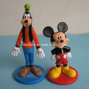 Plastic Cartoon Toy for Promotion (OEM) pictures & photos