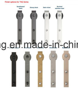 Plate Sliding Barn Door Hardware for Furniture Hardware pictures & photos