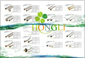 Page 7/8 Aluminium/Stainless Steel Wire Braided Hoses pictures & photos