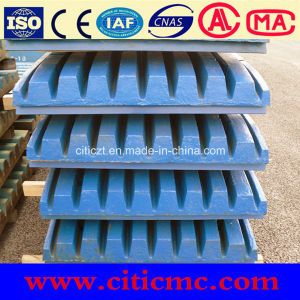 High Manganese Jaw Crusher Plate pictures & photos